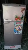 Tủ lạnh sanyo đóng tuyết 110 lít