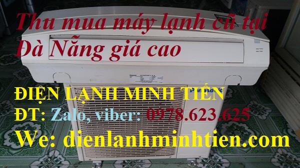 Thu mua máy lạnh cũ tại Đà Nẵng
