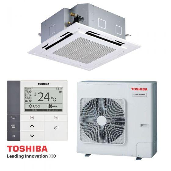 Phân phối điều hòa VRF Toshiba tai Đà Nẵng