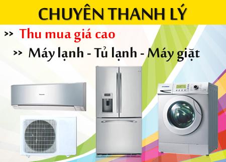 Thu mua tủ lạnh cũ tại thị xã Điện Bàn Quảng Nam