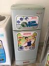 Tủ lạnh sanyo 115 lít