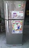 Tủ lạnh Sanyo 205 lít, SR-U205PN
